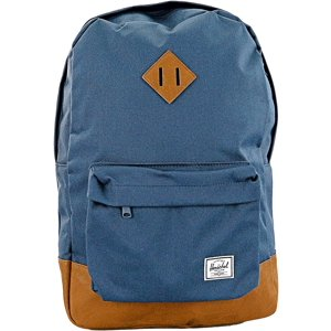 Herschel Supply Co Heritage Canvas Backpack - Navy