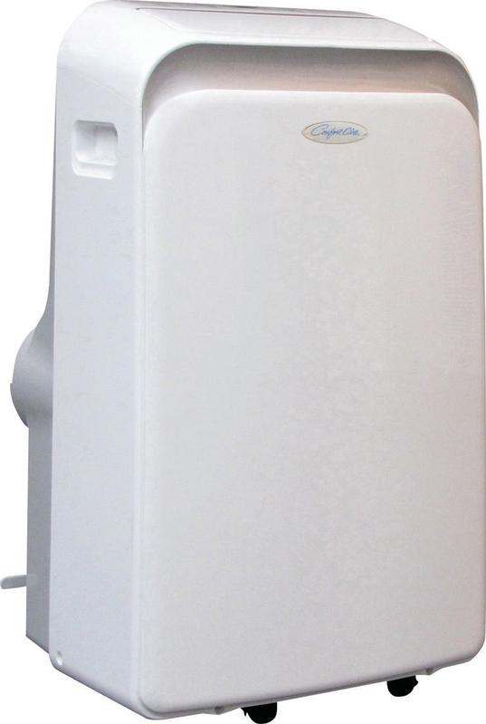 Awesome Comfort Aire PSH 141A Portable Room Air Conditioner, 14000 BTUH, 297 Cfm