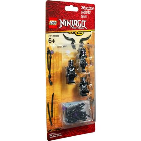 LEGO Ninjago Accessory Set 2019 Minifigure 3-Pack