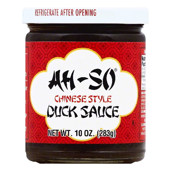 Ah So Chinese Style Duck Sauce, 10 OZ (Pack of 12) by