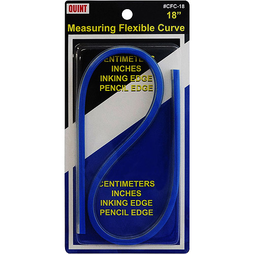 Flexible Curve Ruler-18""