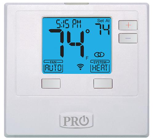 PRO1 T701i Non-Programmable Wi-Fi Thermostat