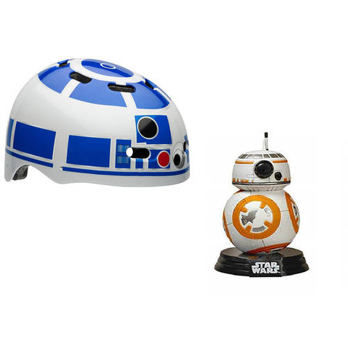 Star War Bell Helmet + Funko PoP Buy one get one Promo