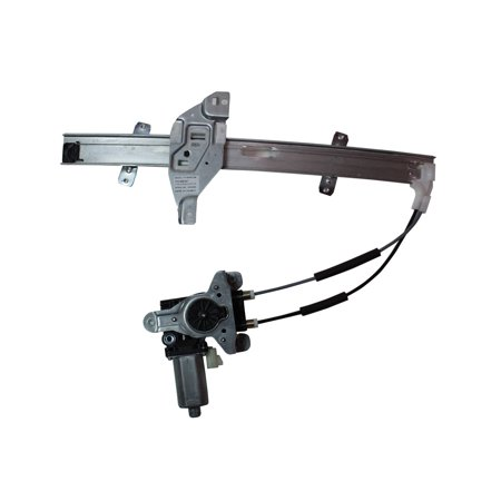 TYC Buick Front Passenger Side Replacement Power Window Regulator Assy w/ Motor Buick Riviera Window Motor