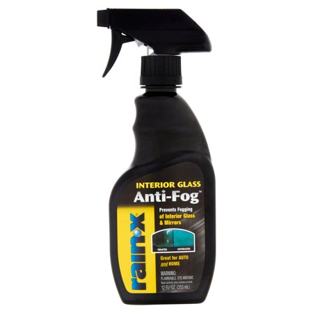 Rainx Anti Fog Interior Glass 12 Fl Oz