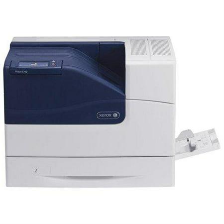 Xerox 6700 DT Phaser 6700dt Clr Laser 47ppm Prnt 2400dpi Ltr Lgl Usb Enet 1.25gb by
