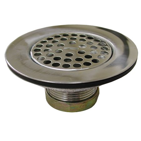 Stainless Steel Flat Top Grid Strainer,PartNo S14002 JonesStephens