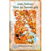 Wenn der Sommer geht - eBook