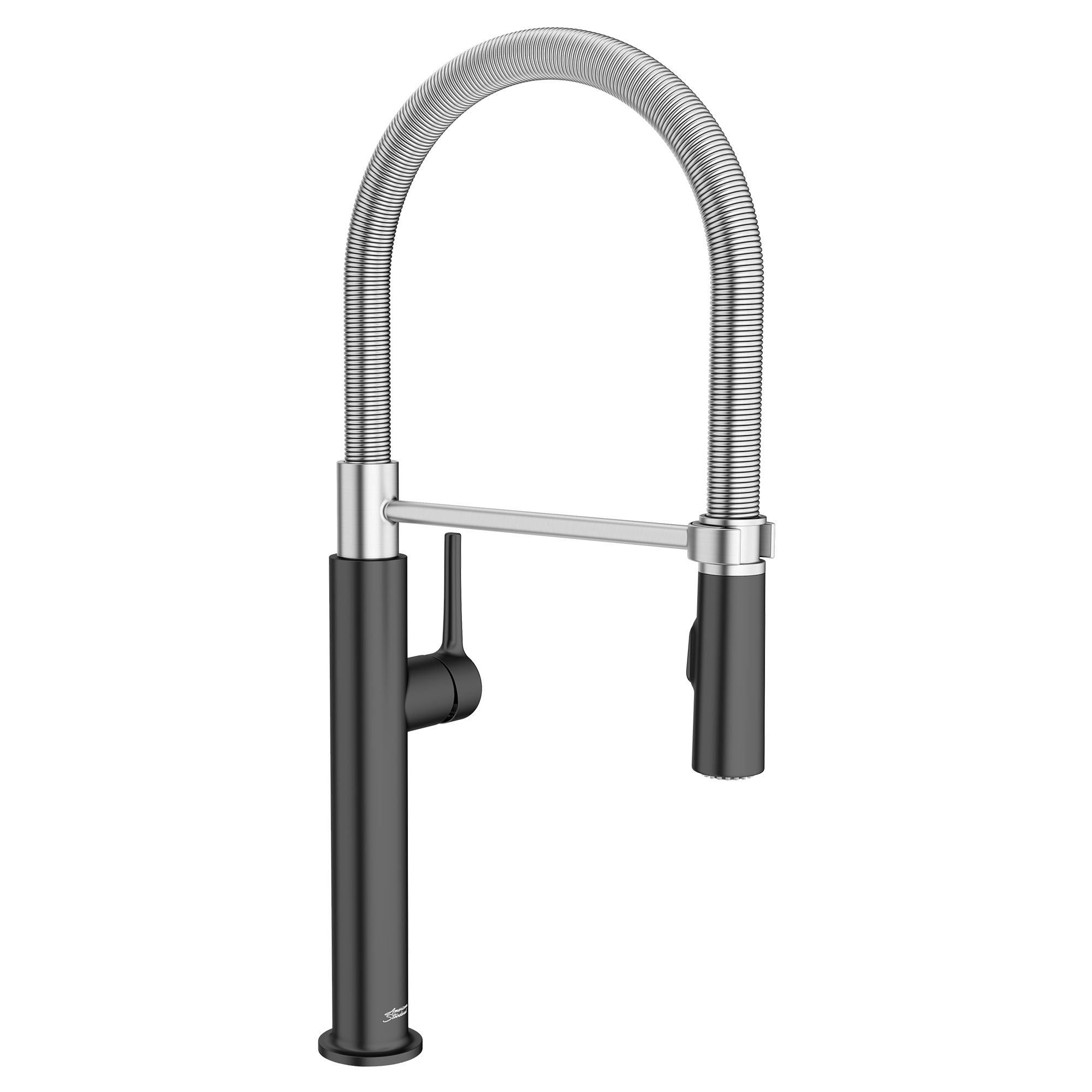 BLACK LEVER HANDLE FITS  SOME DRINKING FAUCETS TOUCH FLO MFG # 03-5-BLACK