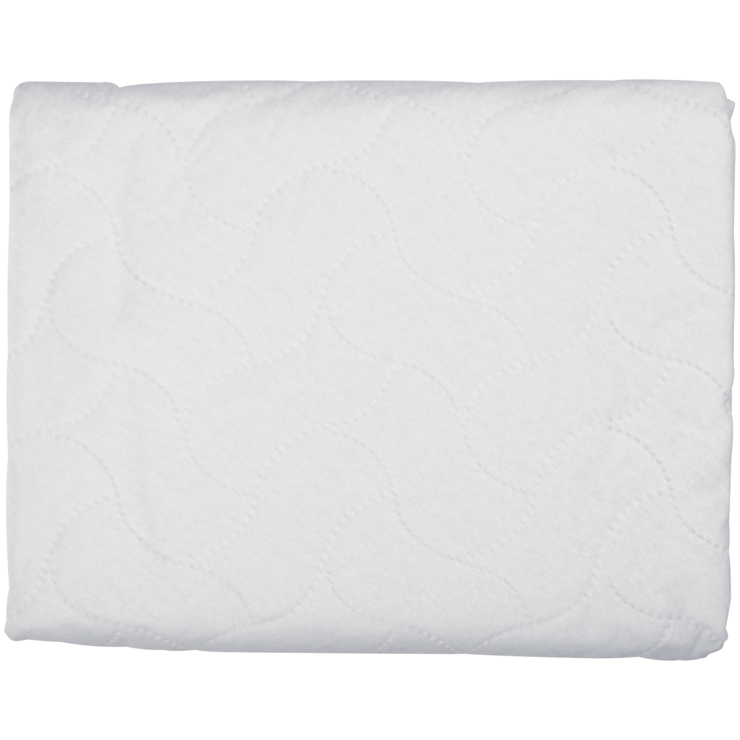 TL Care White Waterproof Quilted Pad by TL Care Inc