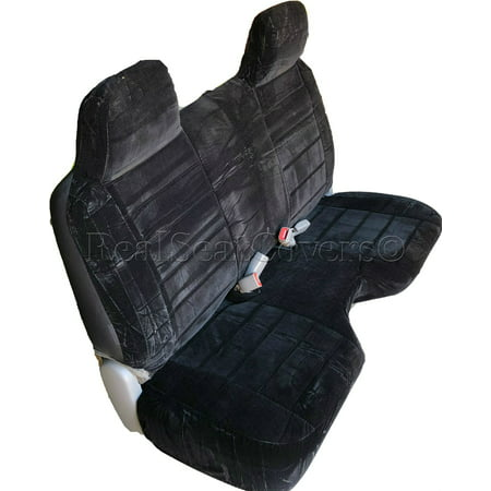 - RSC US Automotive Grade A27 Toyota Tacoma 4 Wheel Drive 4X4 Regular Xcab Seat Cover Black