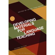 Developing Materials for Language Teaching - eBook
