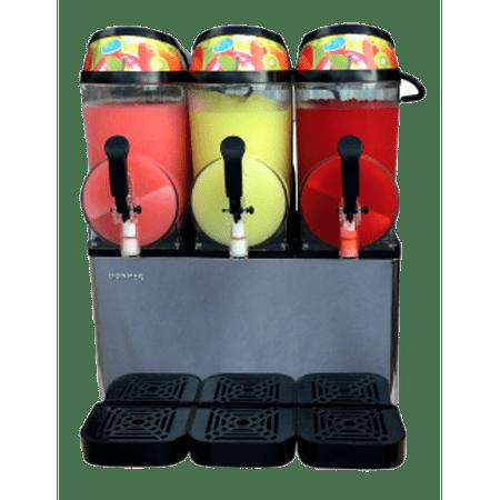Donper USA Frozen Drink Machine XC336 Tripple Bowl ()