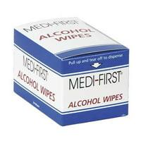 Medique - (50 Pack) 22150 Alcohol Prep Pads - 50 Per Box