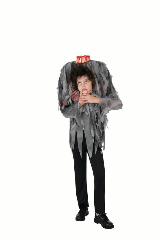Halloween Zombie Costume.Rubie S Headless Zombie Child Halloween Costume Walmart Com Walmart Com