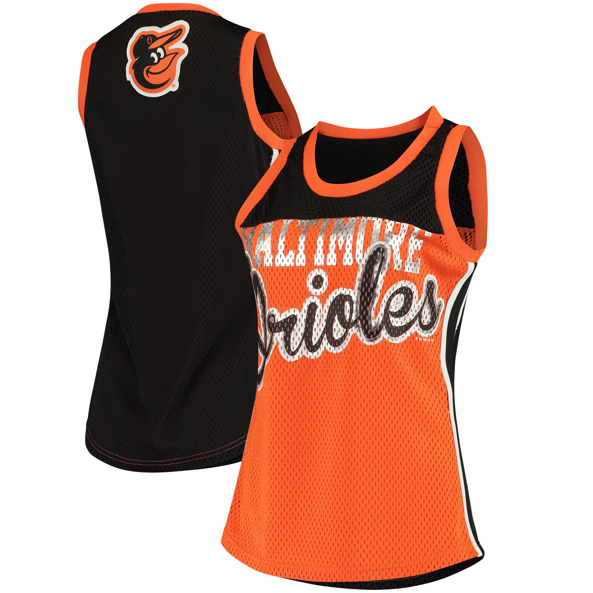Baltimore Orioles G-III 4Her by Carl Banks Women's Championship Tank Top - Orange/Black