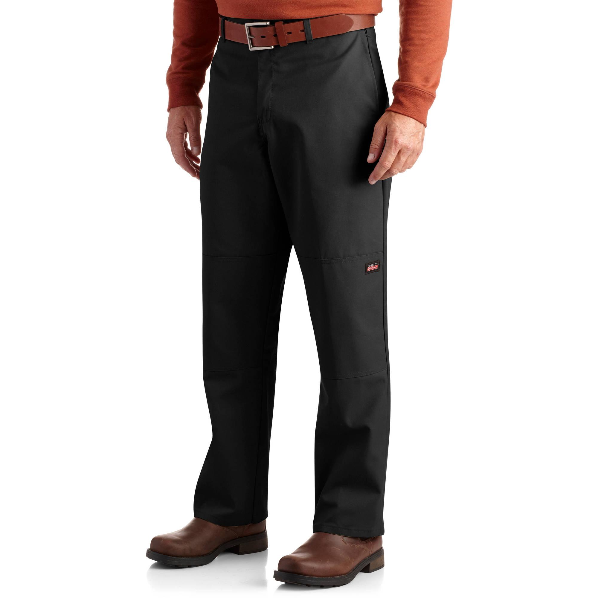 Genuine Dickies Big Men's Double-Knee Work Pants