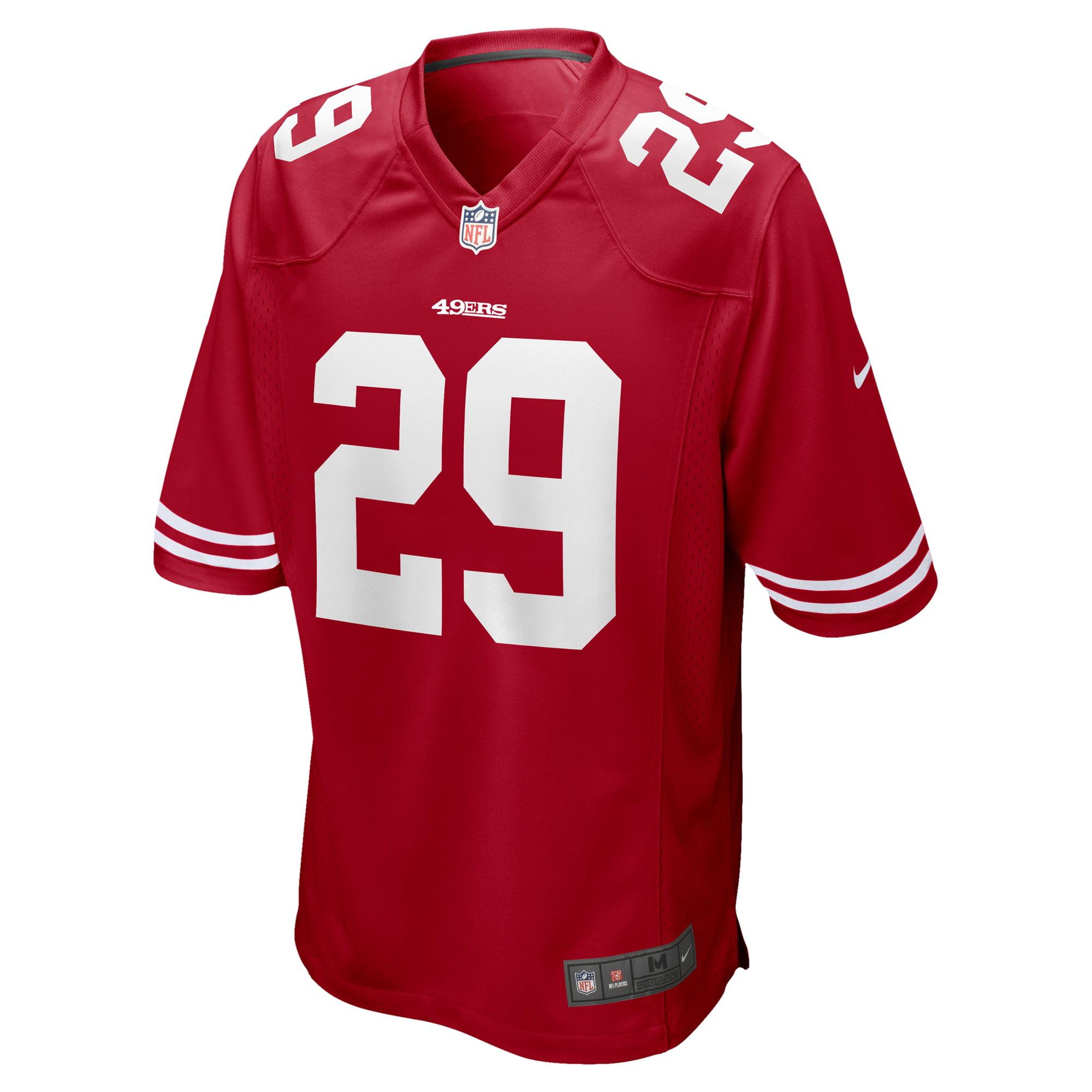 Jaquiski Tartt San Francisco 49ers Nike Game Jersey - Scarlet