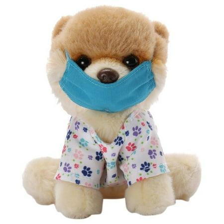 Gund Itty Bitty Boo Scrubs Stuffed Dog