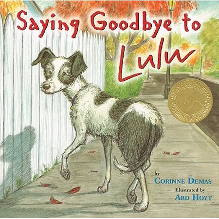 Saying Goodbye to Lulu (Saying Goodbye To A Coworker In A Card)
