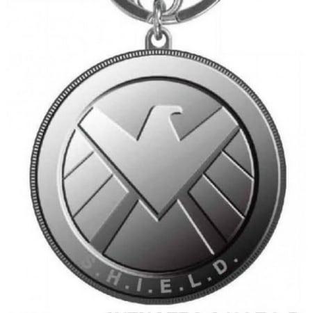 Avengers S.H.I.E.L.D Pewter Key Ring (Avengers Rings)