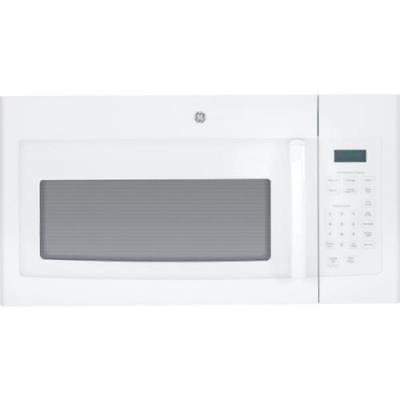 GE® 1.6 Cu. Ft. Vented Over-the-Range Microwave Oven (Over The Range Microwave With Vent Fan)