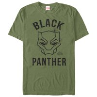 Marvel Men's Black Panther 2018 Classic T-Shirt