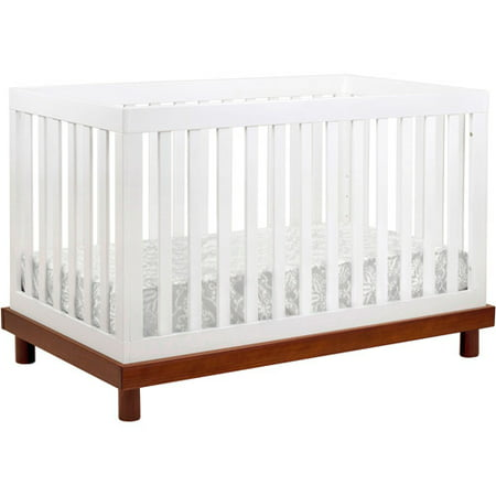 Baby Mod Olivia 3-in-1 Convertible Crib in