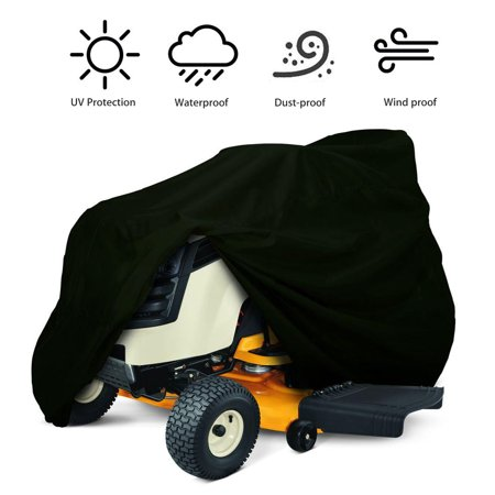 Lawn Mower Tractor Cover Heavy Duty Durable Uv