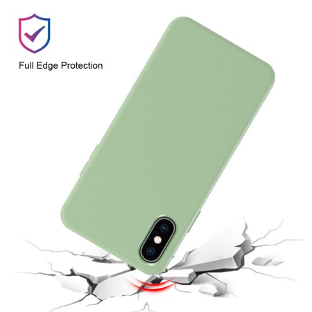 TORUBIA Protective Case for iPhone XS Max case Soft TPU Bumper Compatible with iPhone XS Max- Green - image 2 of 7
