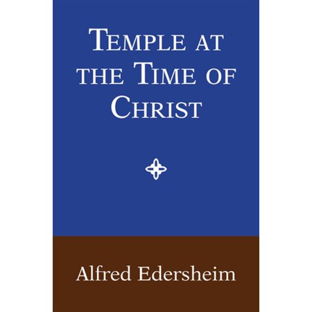 Temple at the Time of Christ - eBook