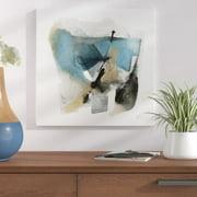 George Oliver 'Artesian Spring II' Acrylic Painting Print on Canvas
