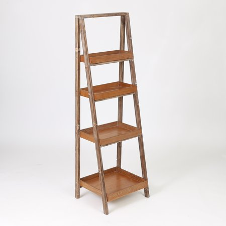 60in. Etagere Bookcase