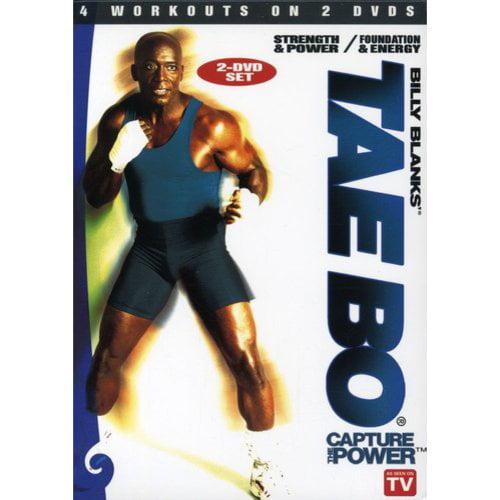 Billy Blanks - Tae Bo: Capture the Power 2Pk