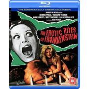 Erotic Rites Of Frankenstein (Blu-ray) by