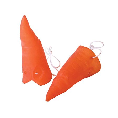 c7538fa2c0 Carrot Nose Snowman Christmas Face Mask Funny Frosty Olaf Costume Accessory  4.5