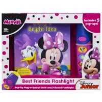 Disney Minnie Mouse - Best Friends Pop-Up Sound Board Book and Flashlight - Pi Kids (Other)