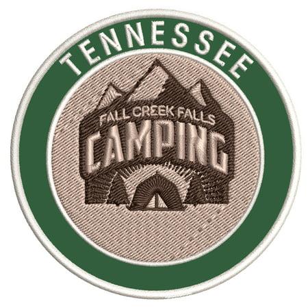 Explore Fall Creek Falls Tennessee - Camping - 3.5