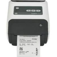 Zebra ZD420-HC Thermal Transfer Printer - Monochrome - Desktop - (Refurbished)