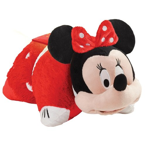 Pillow Pets Disney Minnie Mouse Night Light
