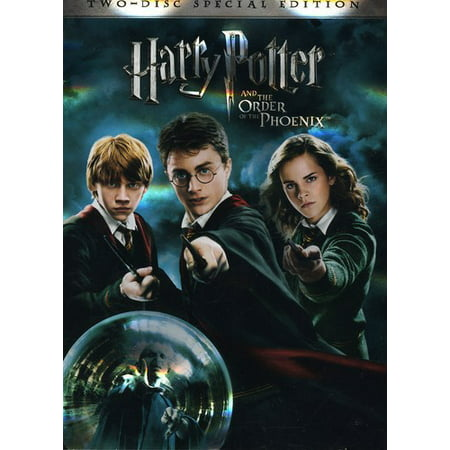 Harry Potter and the Order of the Phoenix (Two-Disc Special Edition) (The Phoenix Zoo Halloween)