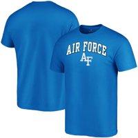 Air Force Falcons Fanatics Branded Campus T-Shirt - Royal