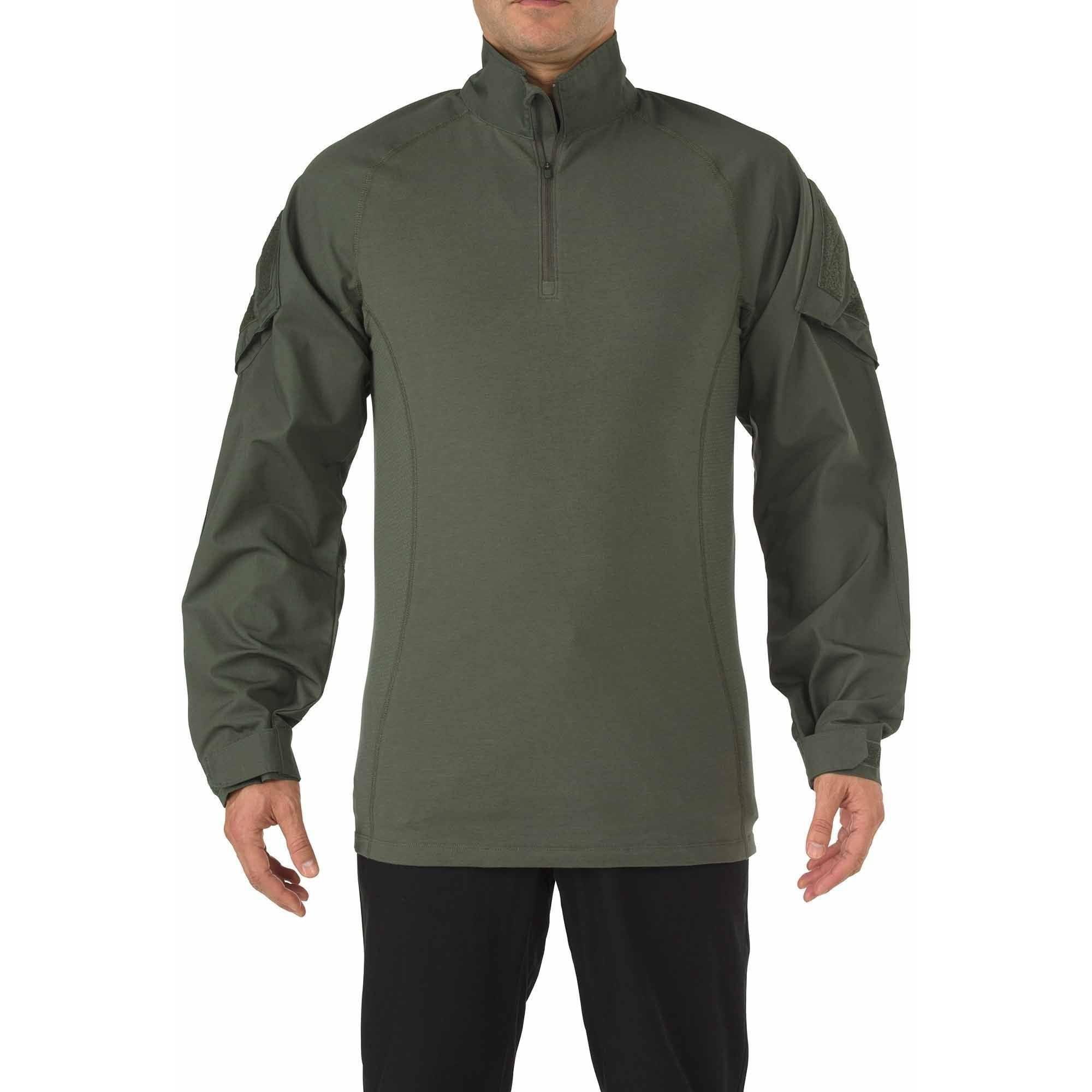 Rapid Assault Shirt, TDU Green