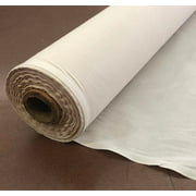 Natural 100% Cotton Muslin Fabric/Textile Unbleached - Draping Fabric - by the yard (60in. Wide)
