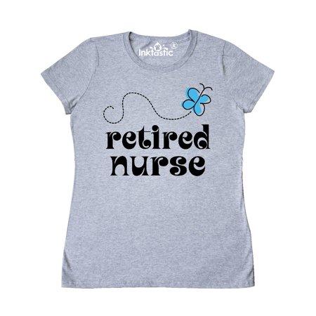 Retired Nurse Women's T-Shirt - Athletic Costumes