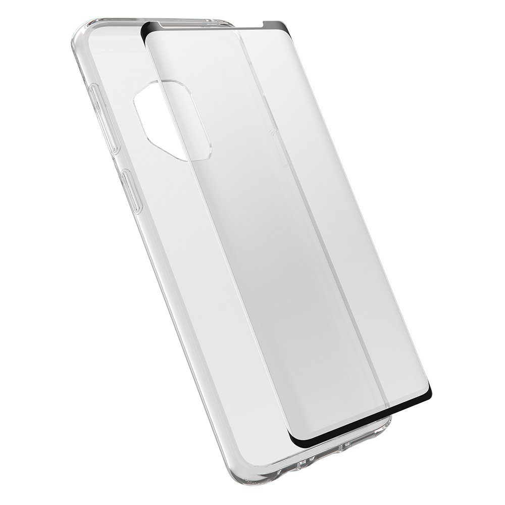 OtterBox 77-58283  Alpha Glass Series Screen Protector for Samsung Galaxy S9