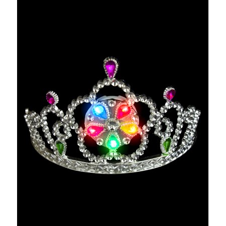 LED Light Up Tiara - Multicolor (Mommy To Be Tiara)