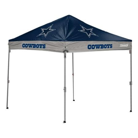 Nfl Tent (Coleman NFL 10' x 10' Canopy, Dallas Cowboys)