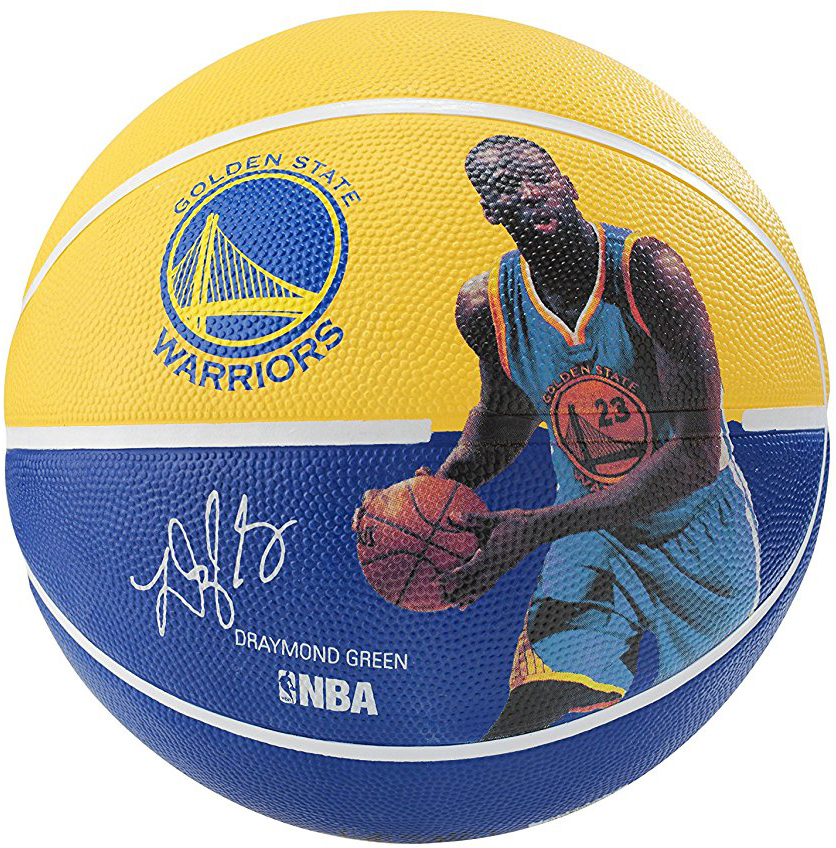 Spalding NBA Player Basketball - Draymond Green