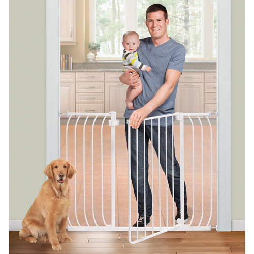 Summer Infant - Sure & Secure Extra Tall Walk-Thru Gate